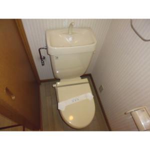 コーポミルクール 部屋写真4 トイレ