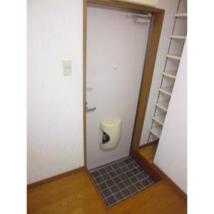 コーポミルクール 部屋写真6 玄関