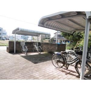 グリーンウッド梅澤A棟 物件写真3 駐車場