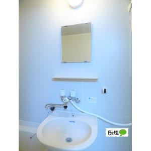 サンフルⅡ 部屋写真4 清潔感のある水回り