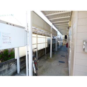 ブランシェ 物件写真3 駐輪場