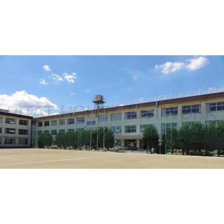 蓮沼 中学校