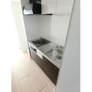 アルカンシェル 部屋写真2 キッチン