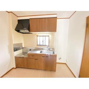 メゾン シャルムA 部屋写真2 キッチン