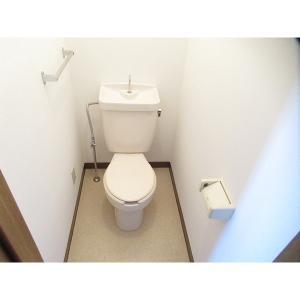 喜栄ビル 部屋写真6 トイレ