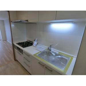 立川サニーコート 部屋写真2 キッチン