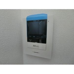 立川サニーコート 部屋写真8 セキュリティ