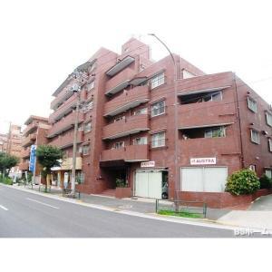 柿の木坂スカイマンション物件写真1建物外観