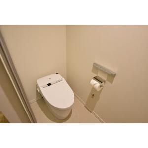 元麻布ヒルズフォレストタワー 部屋写真5 トイレ2か所あり