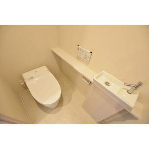 スカイズ タワー&ガーデン 部屋写真5 トイレ 手洗付