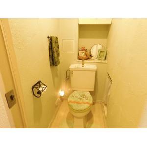港北ニュータウンイオ 10番館 部屋写真6 トイレ