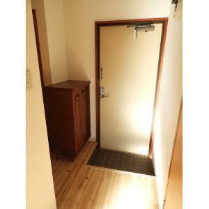 コーポほんだ 部屋写真6 玄関