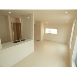 高洲3丁目新築戸建1号棟 部屋写真1 床暖房付き