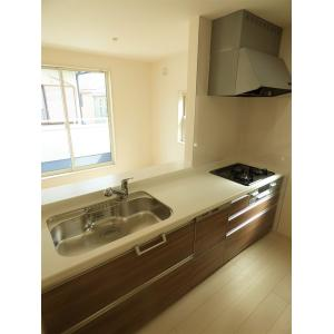 高洲3丁目新築戸建1号棟 部屋写真2 キッチン