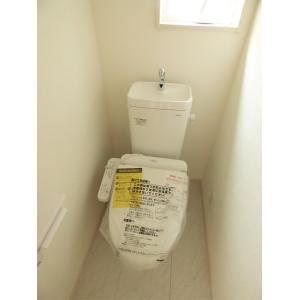 高洲3丁目新築戸建1号棟 部屋写真4 トイレ