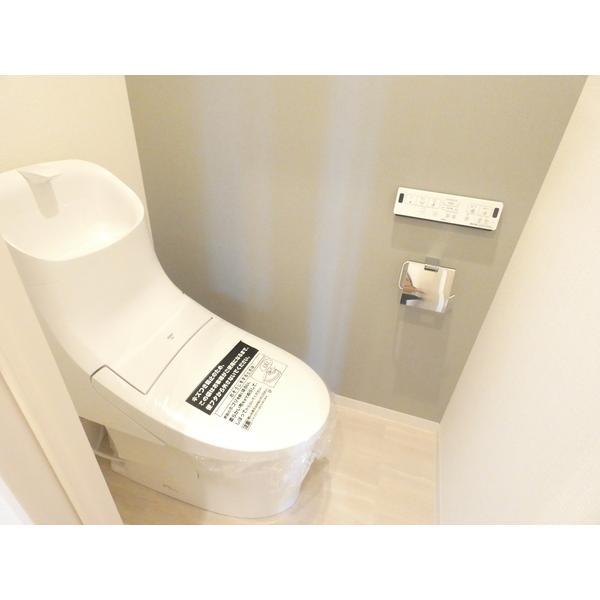 ハイツ木場 部屋写真5 トイレ