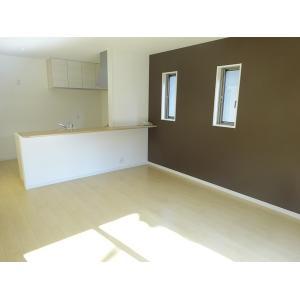 上志津新築戸建 部屋写真1 居室・リビング