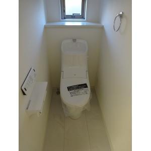上志津新築戸建 部屋写真5 トイレ