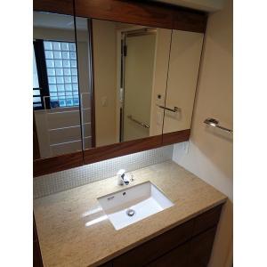 サンアリーナ広尾 部屋写真4 洗面所