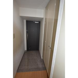 東新宿レジデンシャルタワー 部屋写真11 玄関