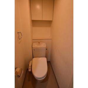 東新宿レジデンシャルタワー 部屋写真5 トイレ