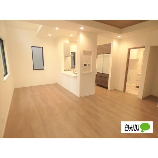東所沢三丁目新築戸建 1号棟 部屋写真1 居室・リビング