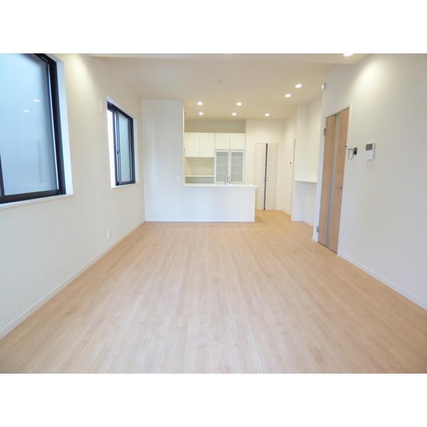 東所沢三丁目新築戸建 3号棟 部屋写真2 居室・リビング
