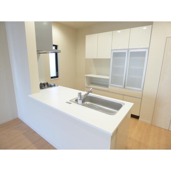 東所沢三丁目新築戸建 3号棟 部屋写真3 キッチン