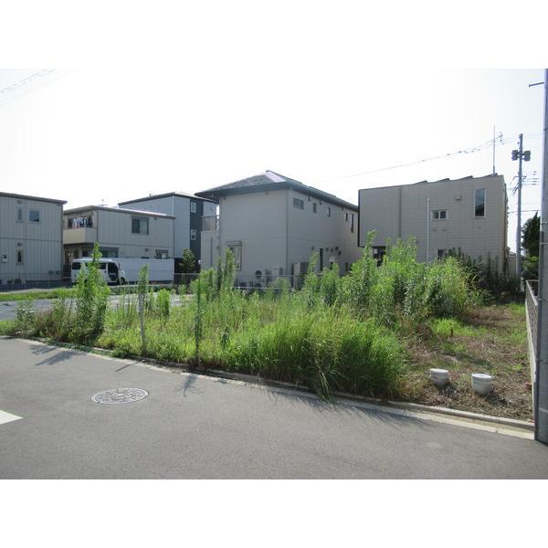 ◆区画整理地◆幕張町4丁目土地 写真4 前面道路