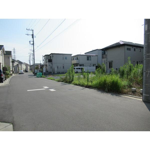 ◆区画整理地◆幕張町4丁目土地 写真6 前面道路