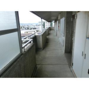 セントマンションむらやま 物件写真4 共用廊下