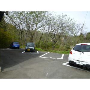 瀬音ハイツ 物件写真3 駐車場