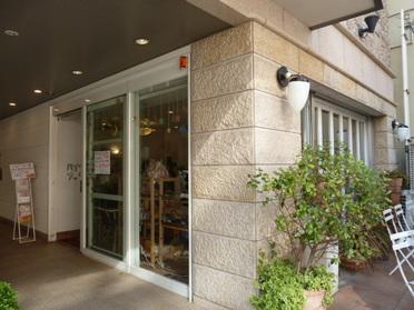 ホテルココグランデの1階です