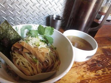 ザ・しおつけ麺(並)