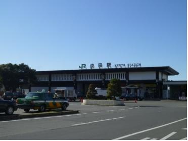 JR成田駅 東口